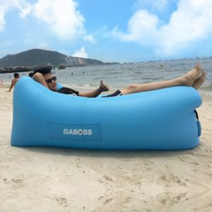 GABOSS Inflatable Lounger Air Filled Balloon Furniture