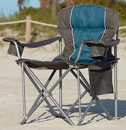 500-lb Capacity Heavy-Duty Portable Chair review