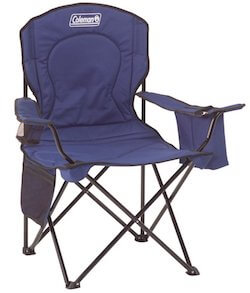 Coleman Oversized Quad Chair review