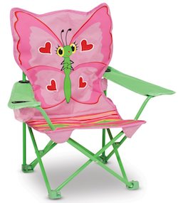 Melissa & Doug Sunny Patch Bella Butterfly Chair review