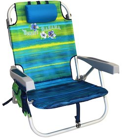 Tommy Bahama Backpack Beach Chair review