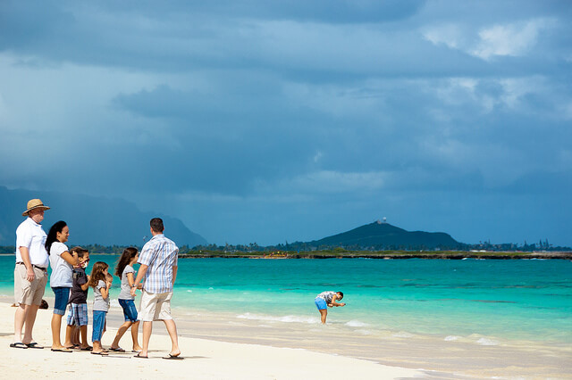 6 tips for a family beach vacation on a budget for Beach vacations on a budget
