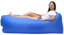 iZEEKER Inflatable Air Lounge Chair review