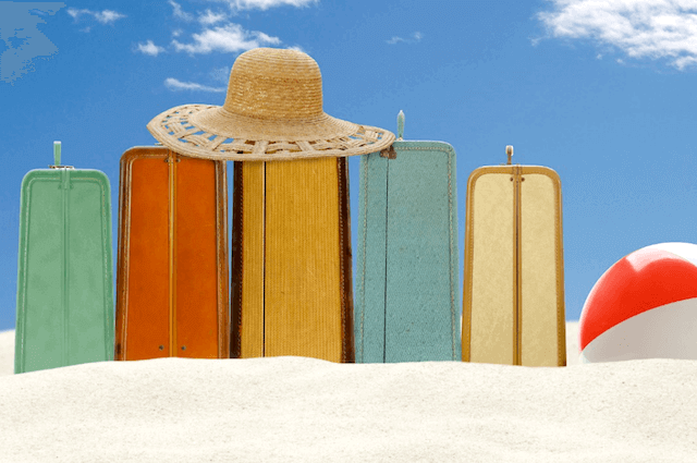 signs you need to take a beach vacation